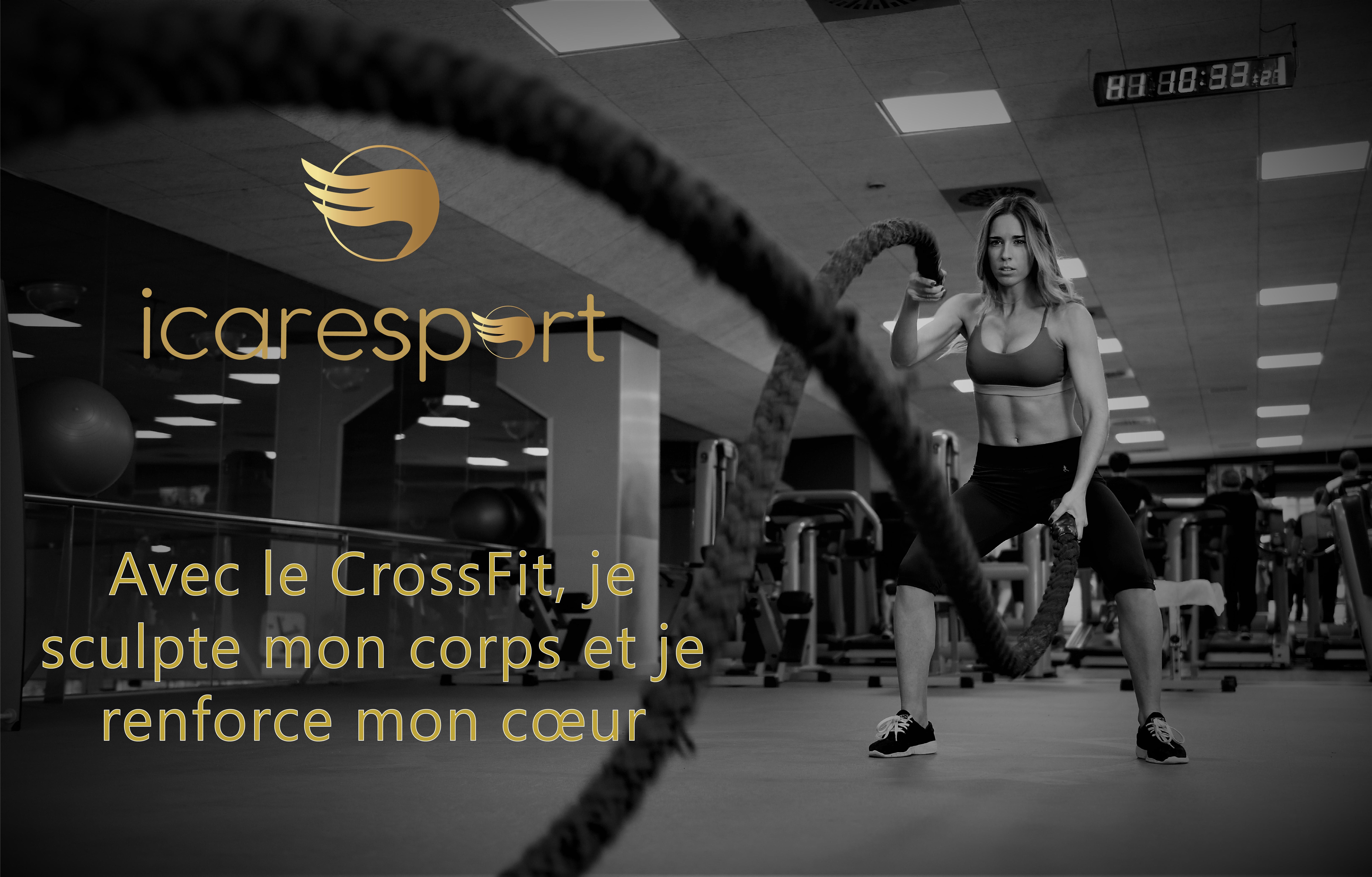 Icarespor crossfit