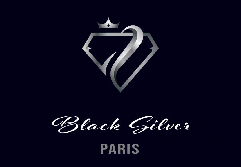 logo black sylver